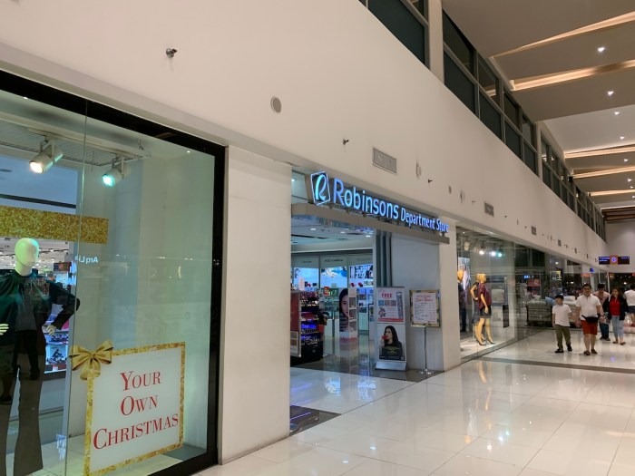 Robinsons Department Store Magnolia