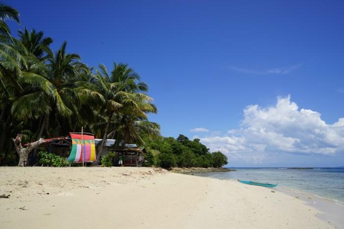 Sirommon Island in Zamboanga