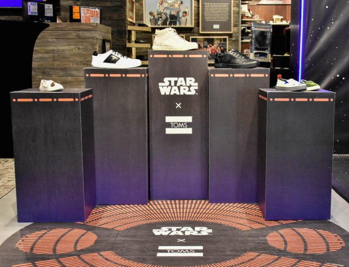 StarWarsxTomsPH Shoe Collection