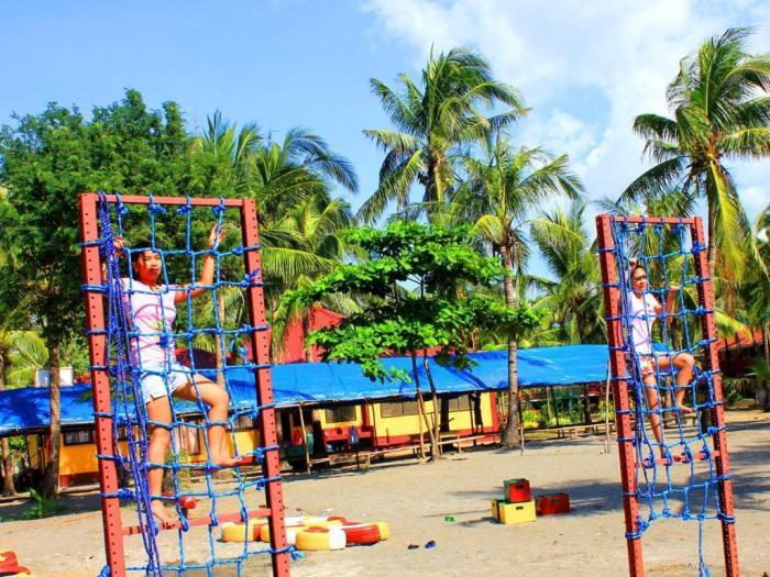Team Building at Bakasyunan Resort and Conference Center in Rizal