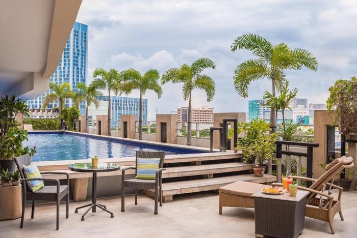 Vivere Hotel - One of the best hotels in Alabang Muntinlupa City