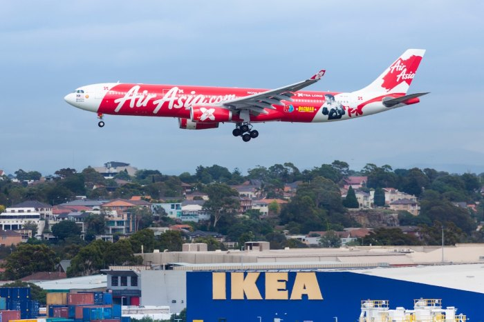 AirAsia, AirAsia X awarded as Asia's top low-cost airline photo by @troyscanon via Unsplash