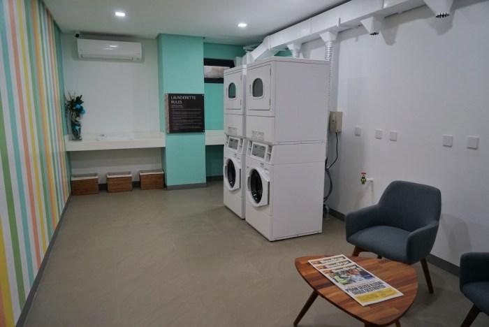 Citadines Laundry Area