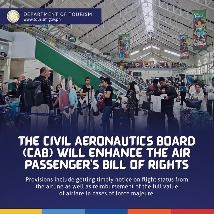 Collaborate on DOT, CAB to raise air passenger bills