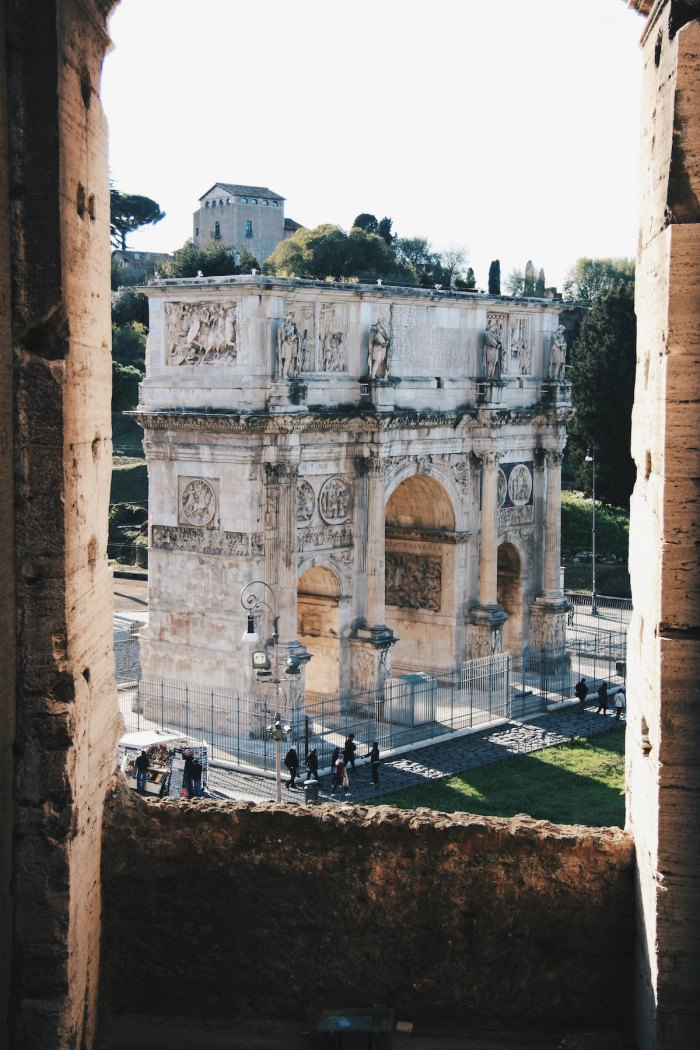 Forum in Rome Italy by @iam_os via Unsplash