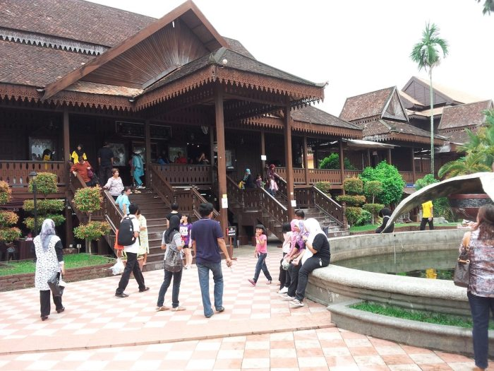 Kampung Kraftangan in Kelantan