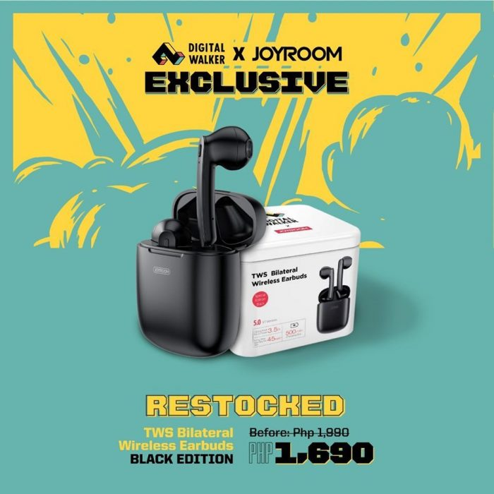 Limited Edition Joyroom True Wireless Stereo Bilateral Wireless Earbuds