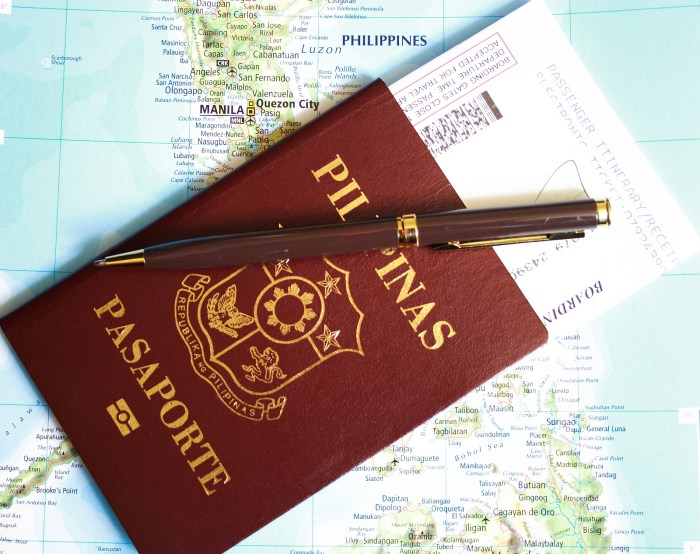 Philippines Passport Renewal