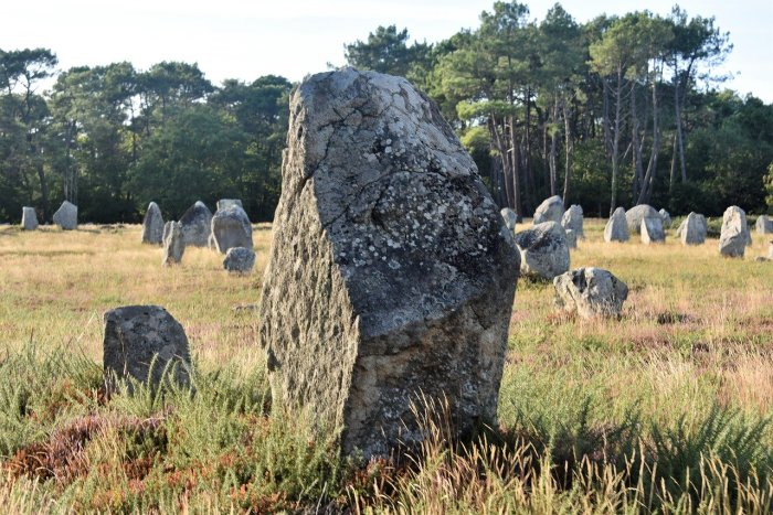 The Carnac Stones
