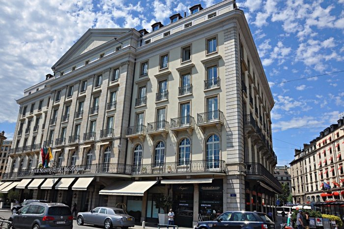 Best Geneva Luxury Hotels