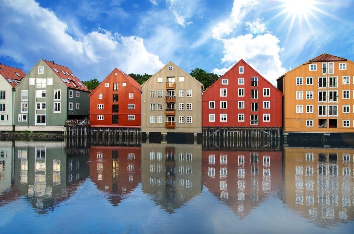 Best Hotels in Trondheim, Norway