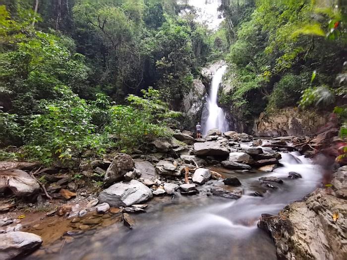 Busay Falls of San Fernando Sibuyan Romblon