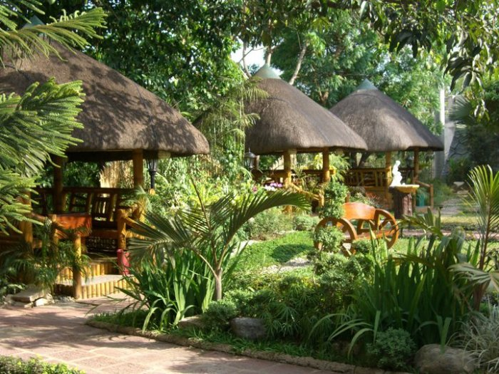 Hardin sa Paraiso Grill and Restaurant in Manaoag Pangasinan