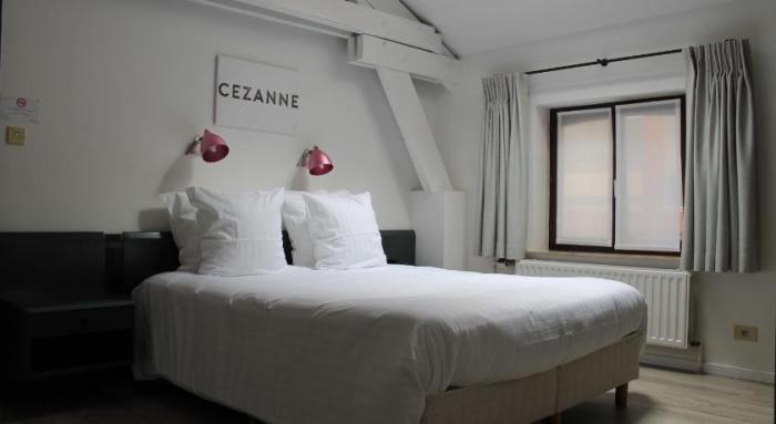Hotel d Alcantara in Tournai
