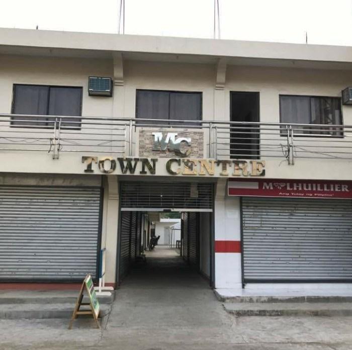 MC Town Centre in San Fernando Sibuyan