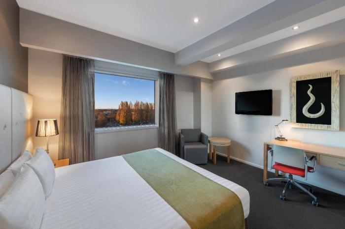 Room with a View at Rendezvous Hotel Christchurch
