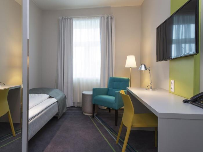 Rooms at Thon Hotel Trondheim