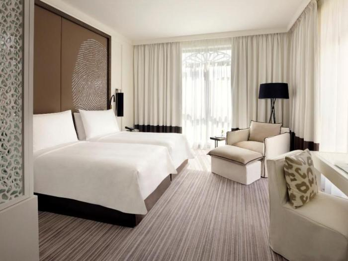 Rooms at VIDA Downtown Dubai