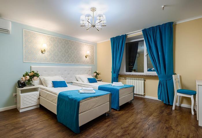 Art hotel Karelia in St. Petersburg