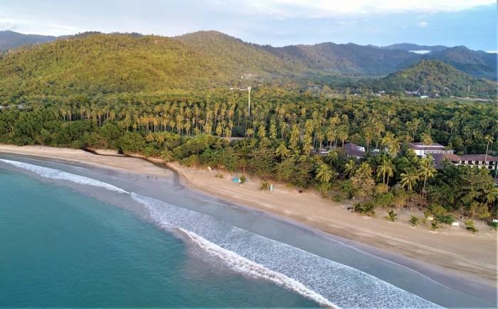 El Nido Leo Beach The Tennuts Group receives WFEN certification