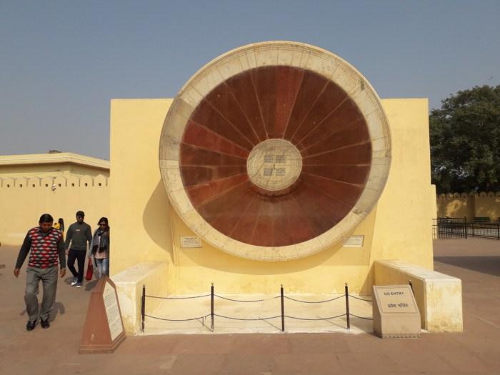 Jantar Mantar The world's biggest sundial