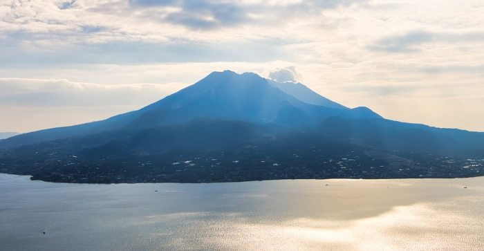 Sakurajima from Parco Chan on Unsplash