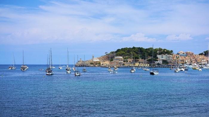 Boat Ride in Mallorca