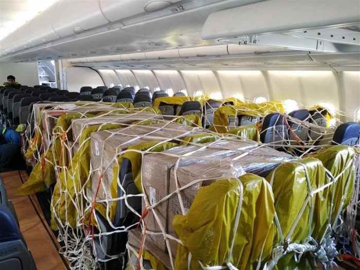 Cebu Pacific has reserved its fleet of Airbus jets and ATR turboprop aircraft for free use by organizations that send medical assistance and PSA across the country.