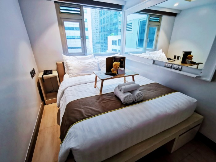 Home.fit MINI-SOLO-room Hotel Review: The Mini Suites Eton Tower in Makati City