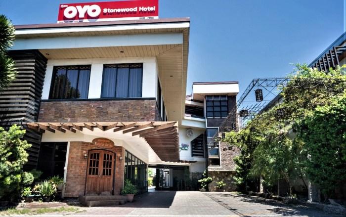 Stone wood hotel in Gen Santos