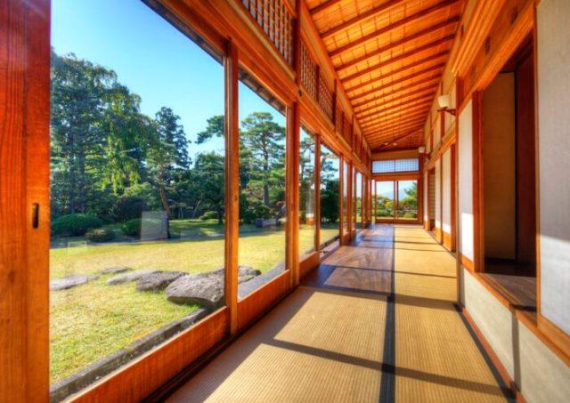 Fujita Memorial Japanese Garden photo via Depositphotos