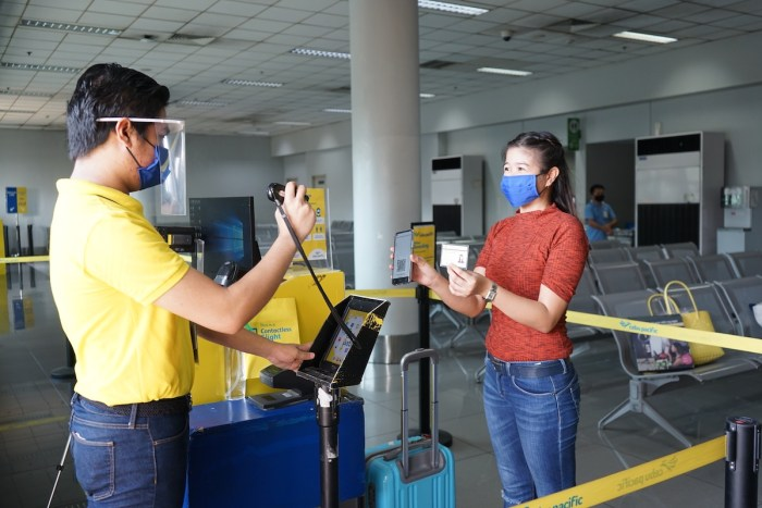 New Normal Cebu Pacific Boarding Procedure