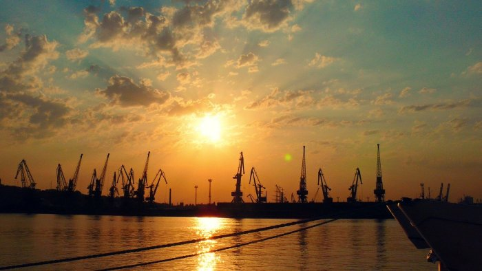 Odessa Sunset