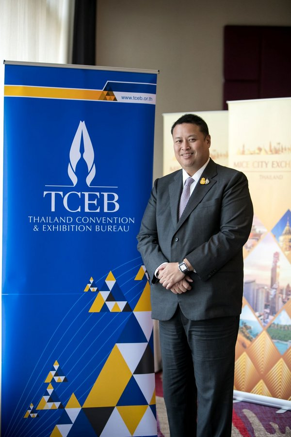 Mr. Chiruit Isarangkun Na Ayuthaya, President, Thailand Convention & Exhibition Bureau (Public Organization) or TCEB