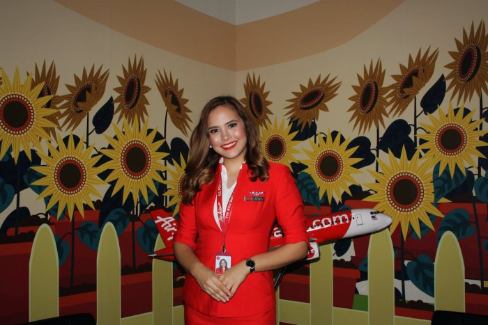 AirAsia cabin crew walks us through the new norm of safe flying