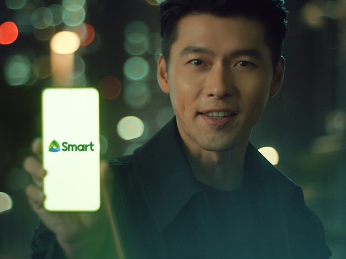 South Korean superstar Hyun Bin Stars In Smart's Newest Commercial