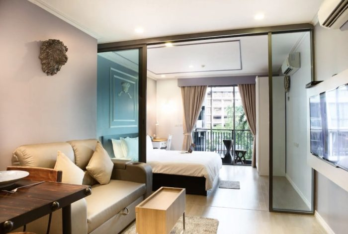 The Muse Haus in Asoke Bangkok best Airbnb