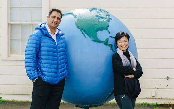 TurtleTree Labs Founders Max Rye and Fengru Lin