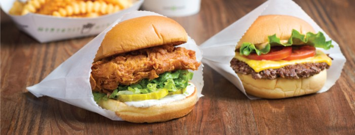 Chick'n Shack & ShackBurger