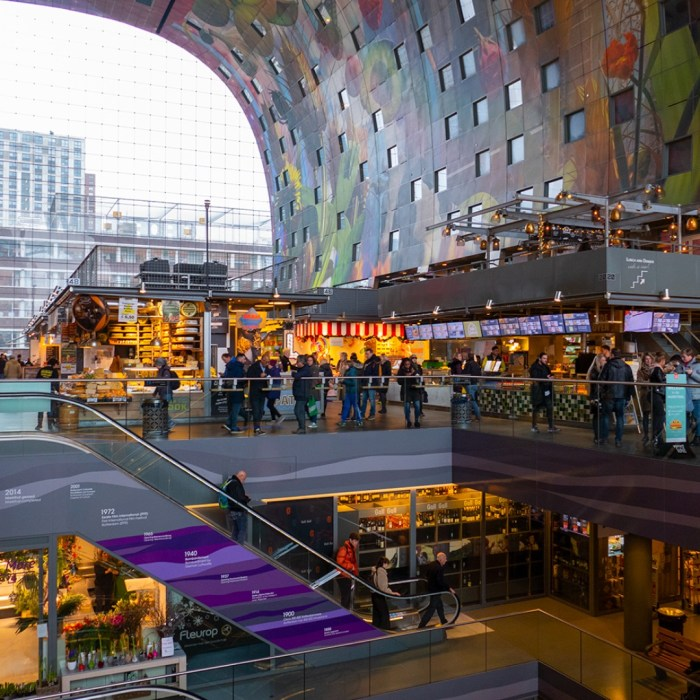 De Markthal photo via Facebook Page
