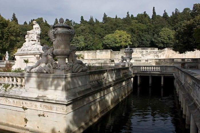 Earl les Jardins de Fontaine by Daniel Villafruela via Wikipedia CC