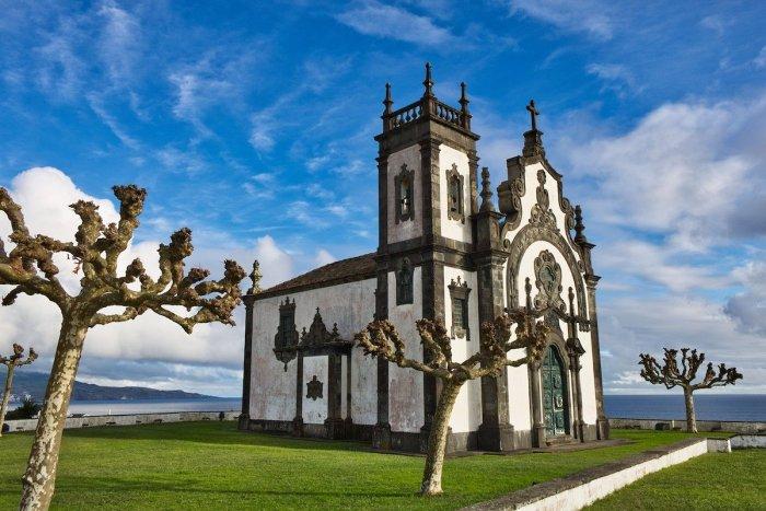 Ermitage de Mae de Deus à Ponta Delgada