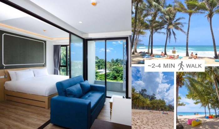 Phuket Airbnb with rooftop pool by Investing In Phuket