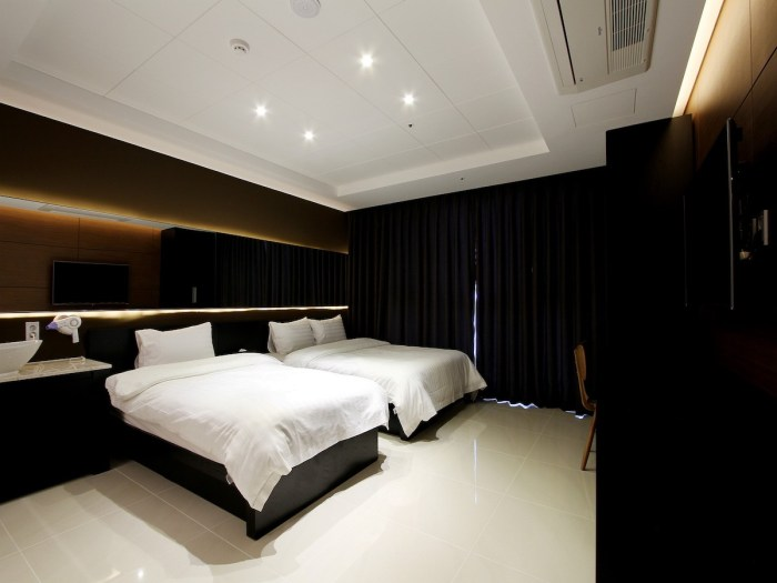 R Lee Suite Songdo Online Reservation