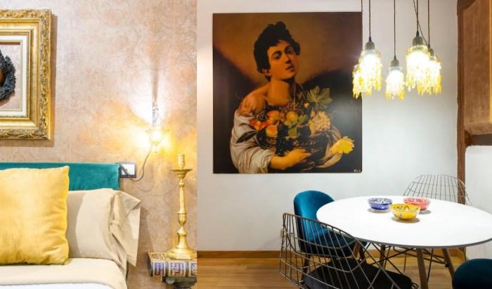 Romantic apartment in Madrid city center