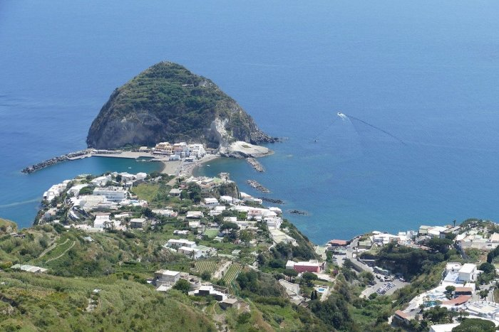 Serrara Fontana in Ischia, Italy