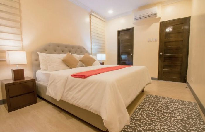 Bella Villa Masters Bedroom Vacation Rental in Coron