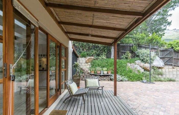 Home.fit Delightful-self-catering-Airbnb-guest-cottage- Where to Stay: 10 Best Airbnbs in Cape Town, South Africa