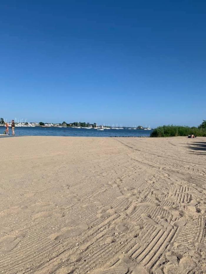 Esker Point Park Beach
