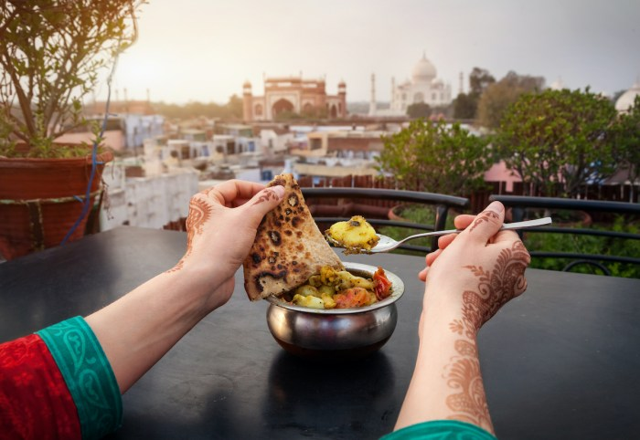 Home.fit Food-Trip-in-Agra-photo-via-Depositphotos Agra Bucket List: Top 15 Best Things to Do in Agra, India